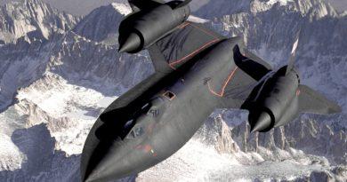 Nejrychlejší letadlo na světě
